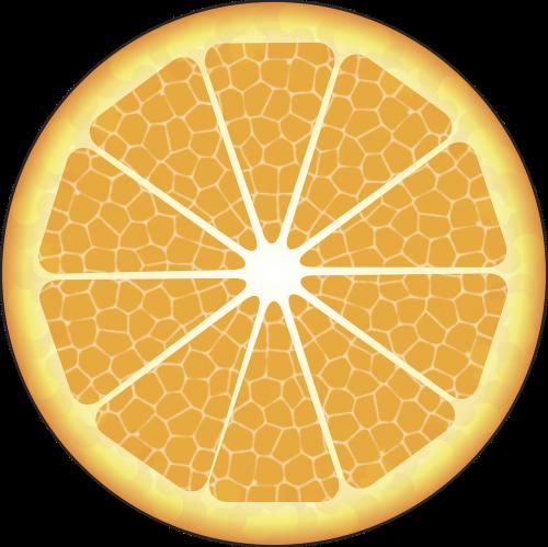 orange food citric