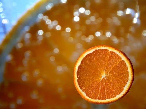 orange  orange slice  citrus