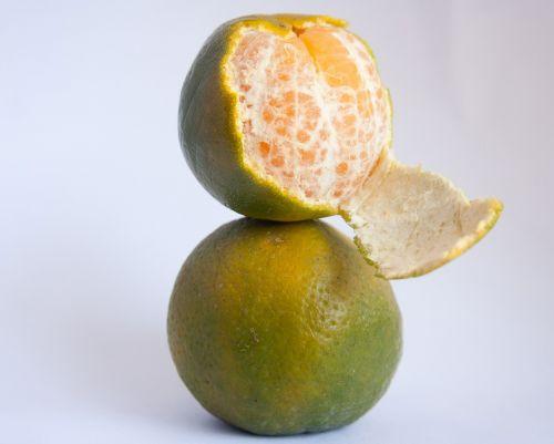 orange peeled citrus