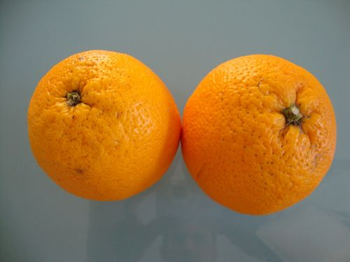 orange food nutrition