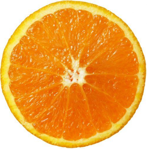 orange slice juice