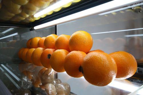 orange built-in fruit