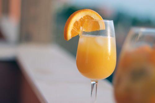 orange juice juice fresh