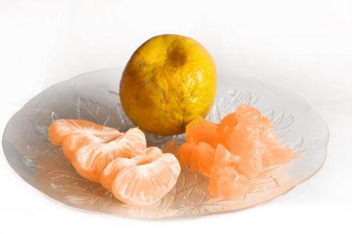 Orange Plate 3
