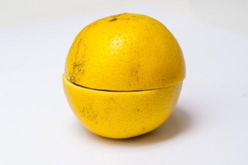 orange split  fruit  fresh