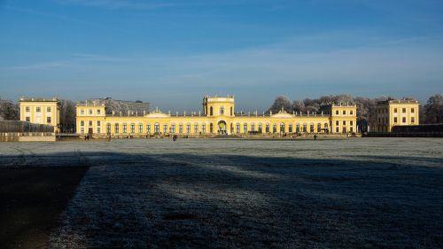 orangery kassel baroque