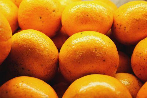 oranges orange nature