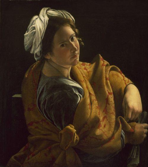orazio gentileschi painting oil on canvas