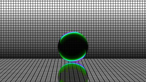 orb sphere 3d