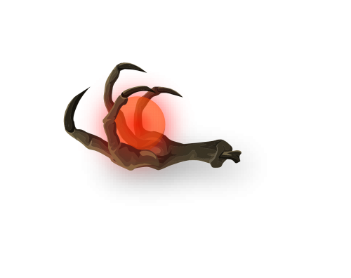 orb claw sphere