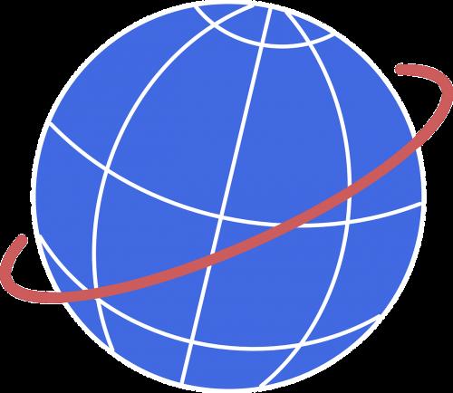 orbit world planet