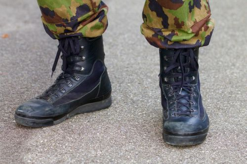 ordonanzschuhe shoes combat boots