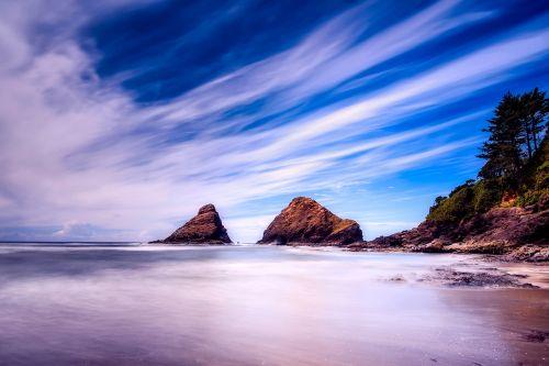 oregon sea ocean