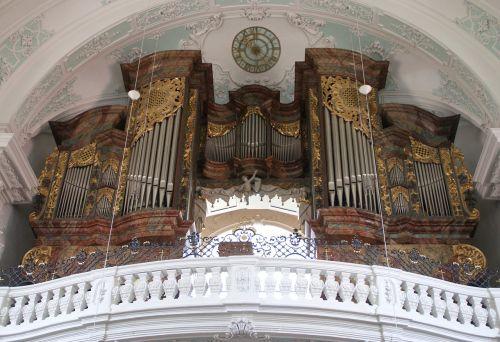 organ basilica vierzehnheiligen