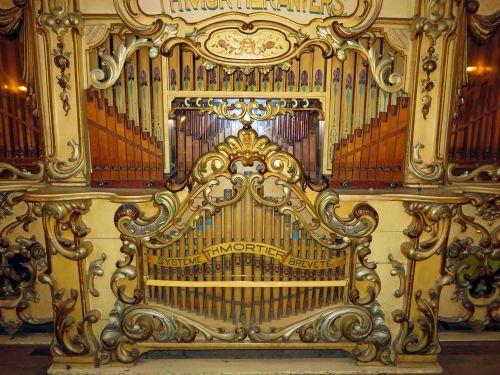 organ herzeele flanders
