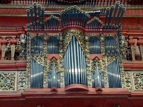 organ musical instrument music