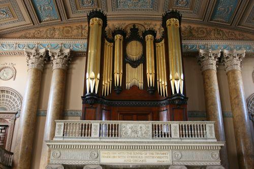 organ pipe organ church organ