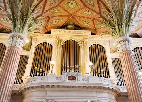 organ church instrument