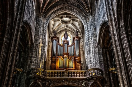 organ  instrument  cathedral