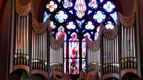 organ organ whistle church organ