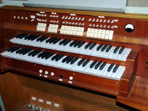 organ instrument church