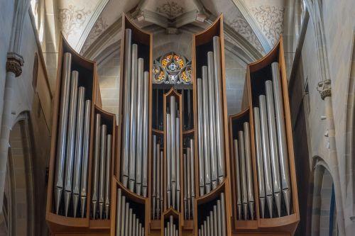 organ church church organ