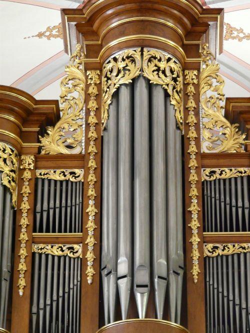 organ whistle organ church