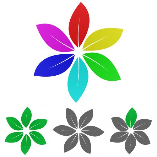 organic logo icon