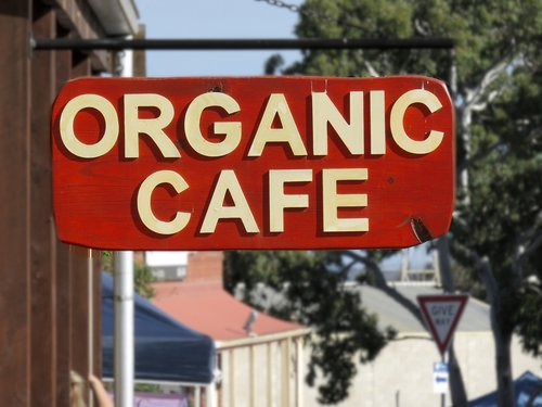 organic  cafe  restaurant