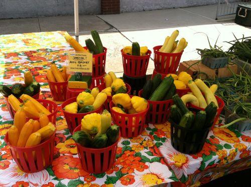 organic greens vegetables
