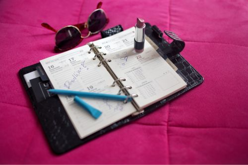 organizer calendar women