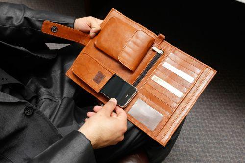 organizer bag ashlin leather