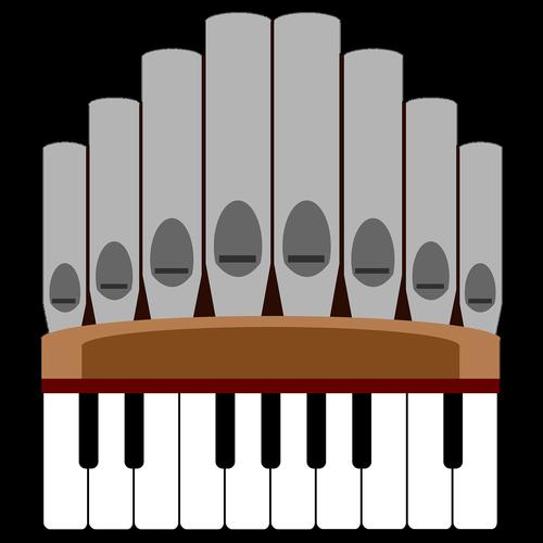 organo  church  tubes