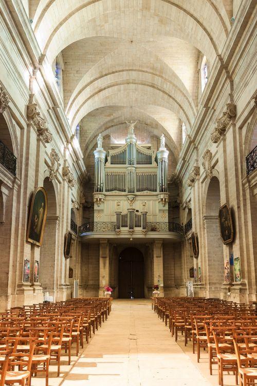 organs church music