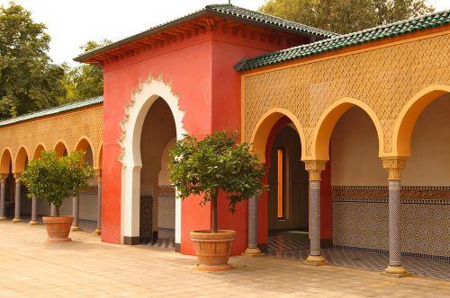 oriental oriental garden ornament