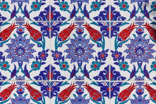 Oriental Tile Pattern