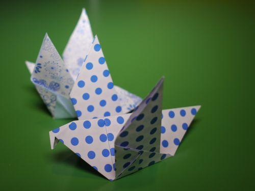 origami fold tinker