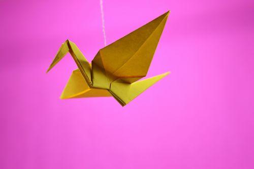 origami crane japanese