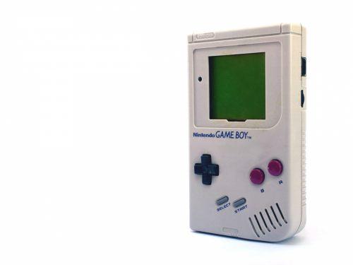 Nintendo, žaidimas berniukas, konsolė, retro, vintage, rankinis, nintendo žaidimas nėščia, elektronika, technologija, žaidimų, 8 bitų, nešiojamas, originalus nintendo žaidimo berniukas