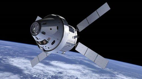 orion satellite spacecraft