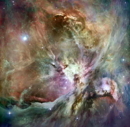 orion orion nebula constellation