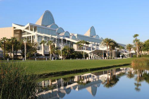 orlando florida orlando convention center