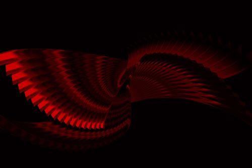 ornament spiral art