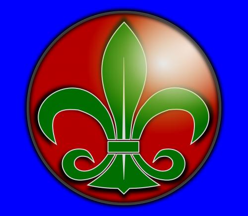 ornament heraldry plant