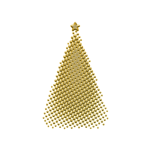 ornament decor golden
