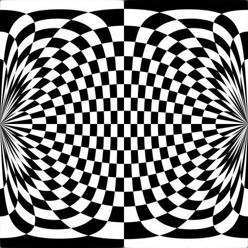 Ornamental Checkerboard