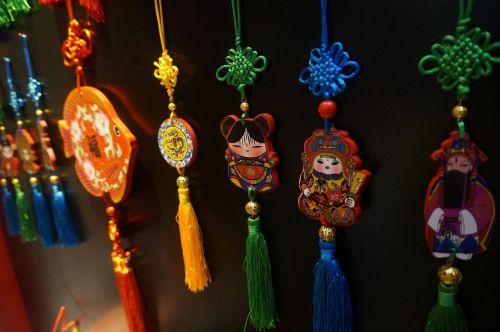ornaments beijing fuwa