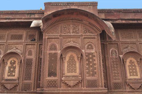 Ornate Balcony 2