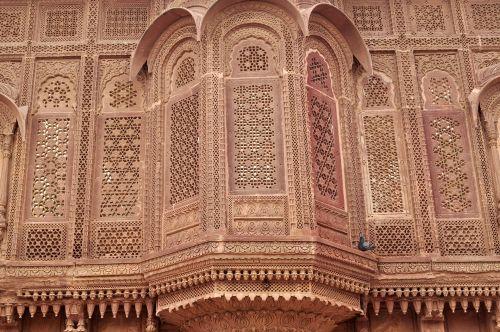 Ornate Balcony 3