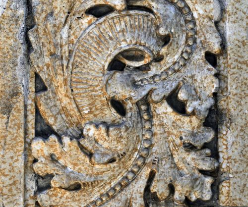 Ornate Tile Background